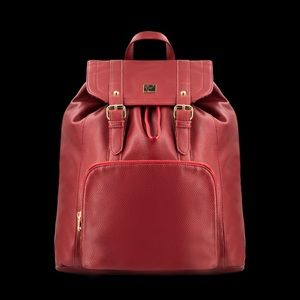 packs project Bags - Red backpack like new